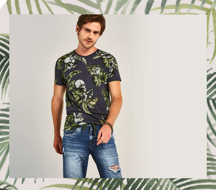 camiseta-masculina-estampa-tropical