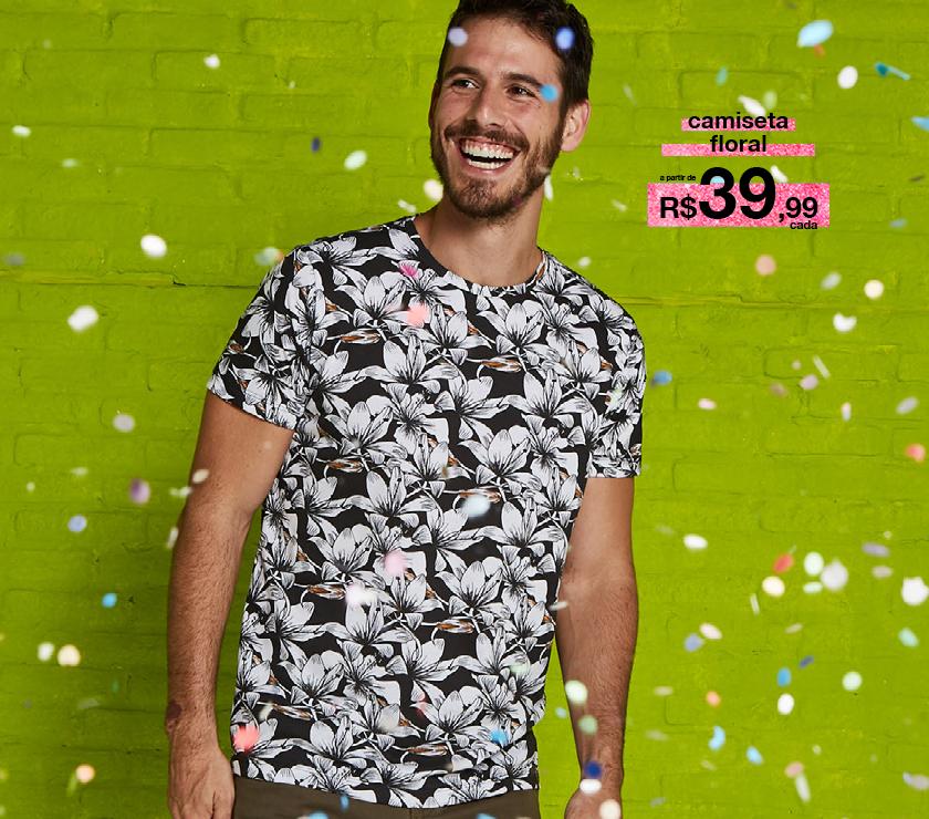 camiseta-floral-masculina